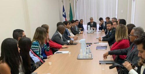 Rafael Figueiredo participa de Comissão de Direito Tributário da OAB-BA