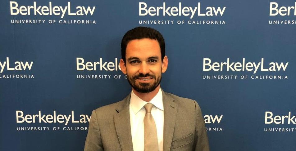 Baiano em Berkeley: Ricardo Oliveira se torna Mestre em Direito dos Negócios pela Melhor Universidade Pública do Mundo