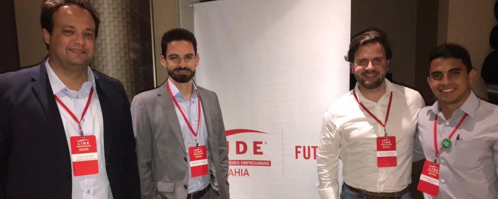 COADVS se filia a Liga 'Lide Futuro' de jovens empresários comprometidos com a busca de negócios disruptivos