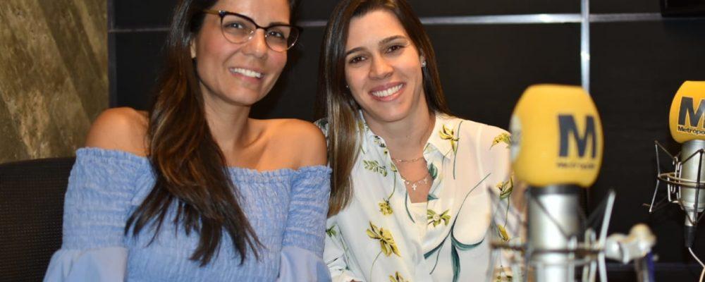 Renata Carneiro concede entrevista para Rádio Metrópole sobre empresas familiares