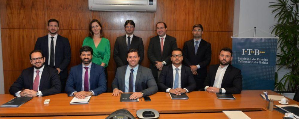 Estudos Tributários: Rafael Figueiredo integra Conselho de Fundadores do Instituto Tributário da Bahia