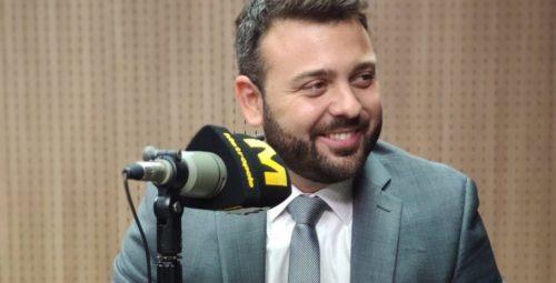 Na Rádio Metrópole: Rafael Figueiredo fala sobre Reforma Tributária e ação para reduzir imposto de combustíveis